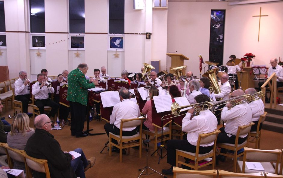 Reading Band Christmas Concert - December 2016