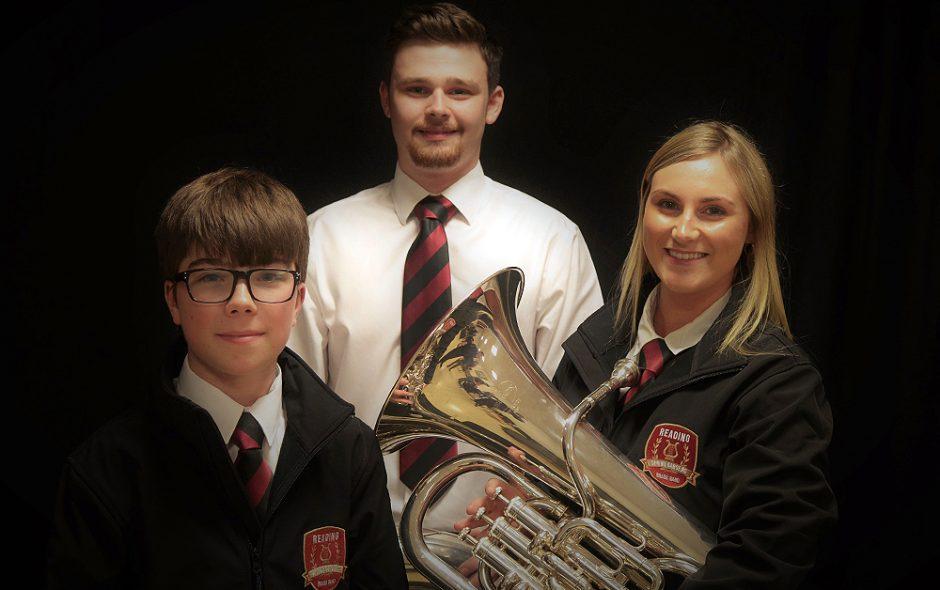 Reading Band reveals new uniform