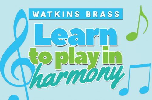 Learn to play in harmony with Watkins Brass