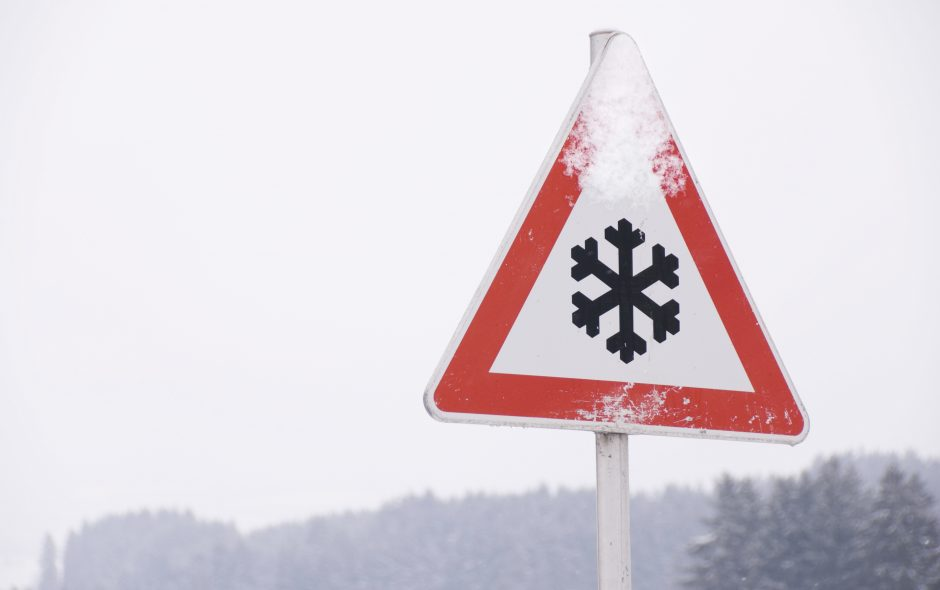 Weather Warning - Snow