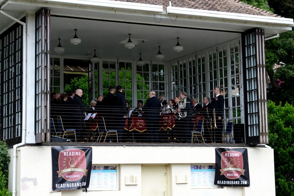 Bournemouth Bandstand 2018