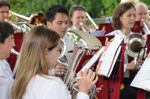 Reading opens 2019 season of summer bandstand concerts