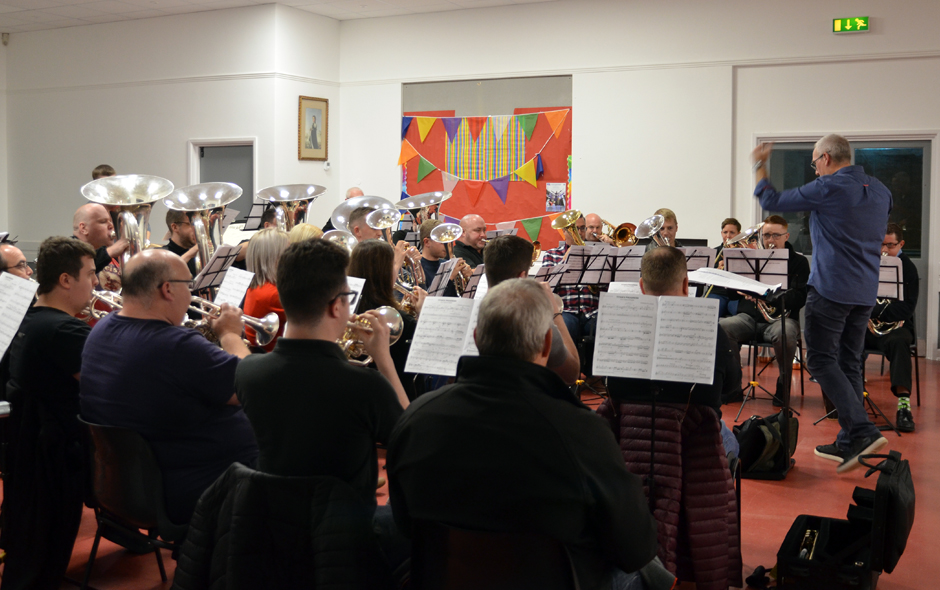 Tredegar Band